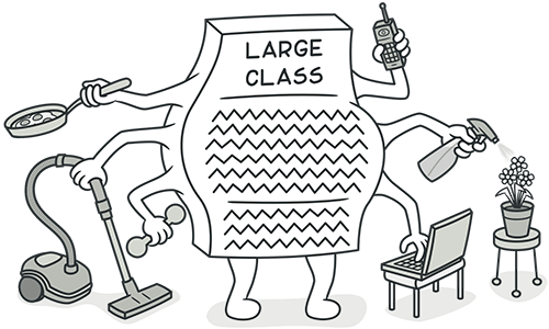 Large Class